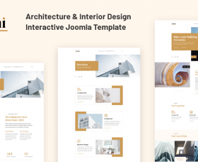 Joomla Templates: JD Archi - Architecture & Interior Design Template