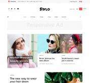 Joomla Premium Template - JD Stylo - Fashion Blog & Magazine Joomla Template