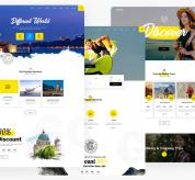 Joomla Premium Template - JD Berlin