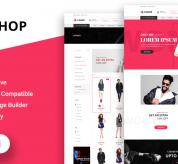 Joomla Templates: JD Shop - Ecommerce Joomla Template