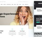 Wordpress Premium Theme - Innovatik - Corporate WordPress Theme