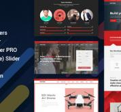 payothemes Joomla Template: Payton - Multipurpose Business Responsive Joomla Template