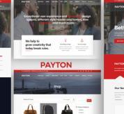 payothemes Wordpress Theme: Payton - Multipurpose Responsive WordPress Theme