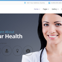 Joomla Premium Template - Medico - Medical&Veterinary Multipurpose Business Joomla Theme