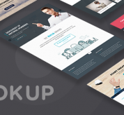 Joomla Premium Template - LookUp - Responsive Multi-Purpose Joomla Theme With Page Builder