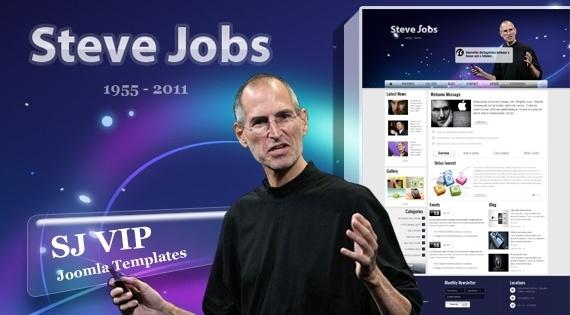 Joomla Template: SJ Vip - The best Joomla business template