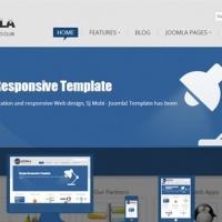 SmartAddons Joomla Template: SJ Joomla3 - Best free responsive Joomla 3.x template