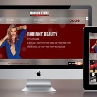 SmartAddons Joomla Template: SJ Fashion Store - Great Joomla template for fashion store