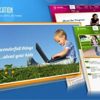 SmartAddons Joomla Template: SJ Education - VirtueMart Joomla template for education