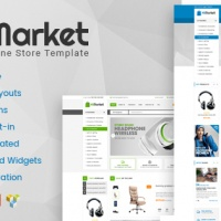 SmartAddons Wordpress Theme: HiMarket - Multipurpose WooCommerce WordPress Theme