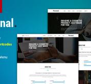 SmartAddons Joomla Template: Sj Personal