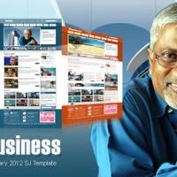 SmartAddons Joomla Template: SJ Business - Best premium Joomla business template