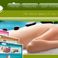 SmartAddons Joomla Template: SJ Spa - Beauty salon template for Joomla 2.5
