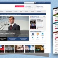 SmartAddons Joomla Template: SJ WorldNews - Best news Joomla template with K2
