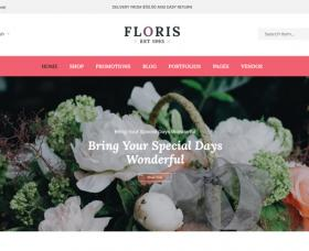 Wordpress Free Theme - Sw Floris Free