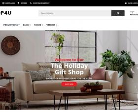 WordPress Themes: Shop4U Free