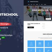SmartAddons Joomla Template: Sj SmartSchool