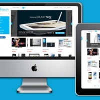 SmartAddons Joomla Template: SJ AppStore HiTech - A special template for Ecommerce stores