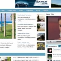 SmartAddons Joomla Template: YT News - Free news portal Joomla template
