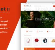 SmartAddons Joomla Template: Sj Market II