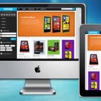 SmartAddons Joomla Template: SJ Wall Blog - Responsive technology template joomla