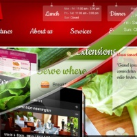 SmartAddons Joomla Template: SJ Restaurant - Best of Joomla restaurant template