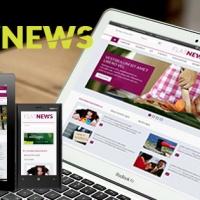SmartAddons Joomla Template: SJ Flat News - Responsive Joomla Template
