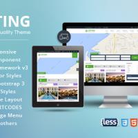 SmartAddons Joomla Template: SJ eListing - Stunning Real Estate Joomla Template