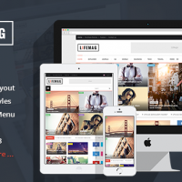Joomla Premium Template - SJ LifeMag - Best News/Magazine Joomla 3.x Template