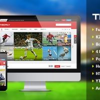 Joomla Premium Template - SJ TheDaily - Awesome Magazine Joomla Template
