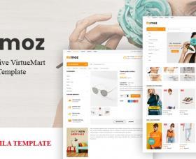 SmartAddons Joomla Template: Sj Remoz