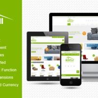 SmartAddons Joomla Template: SJ Saphi - Luxury Online Store Joomla Template for VirtueMart