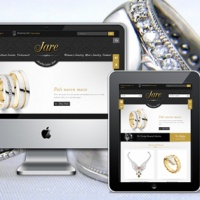 SmartAddons Joomla Template: SJ Jare - Luxurious Joomla template for high-end products
