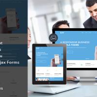 SmartAddons Joomla Template: SJ Kay - Awesome Responsive Joomla Theme for Business Sites