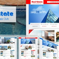 SmartAddons Joomla Template: SJ Real Estate - Creative Real Estate Joomla template