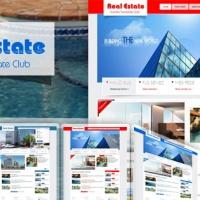 SmartAddons Joomla Template: SJ Real Estate - Creative Real Estate Joomla template
