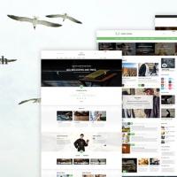 SmartAddons Joomla Template: SJ Charly - Nice Joomla Template for Church/Religiou Website