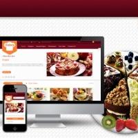 SmartAddons Joomla Template: SJ Bakery - Responsive Virtuemart Joomla template