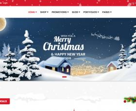 Wordpress Themes: 9Merry Free