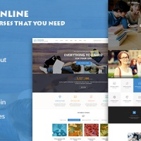 Joomla Premium Template - SJ Eduonline - Multipurpose Business Joomla Template