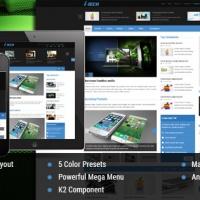 SmartAddons Joomla Template: SJ iTech - Modern news/magazine Joomla template