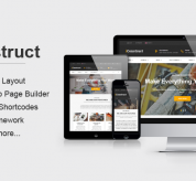 SmartAddons Joomla Template: Sj iConstruct