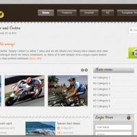 SmartAddons Joomla Template: SJ Ephoto - Wonderful responsive joomla photo gallery template