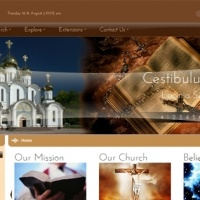 SmartAddons Joomla Template: SJ Church - AWesome Joomla template for Churches
