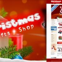 SmartAddons Joomla Template: SJ Merry Christmas - Ecommerce Joomla shop template with VirtueMart