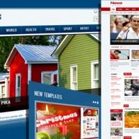 SmartAddons Joomla Template: SJ News - Free responsive news portal Joomla template