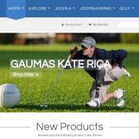 SmartAddons Joomla Template: SJ Sport Store - Responsive Joomla Template