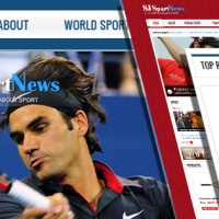 Joomla Free Template - SJ Sport News - Creative sports news Joomla template