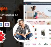 PrestaShop Themes: SP Shopee - Multipurpose Responsive PrestaShop 1.7 Shopping Theme