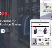 magentech Magento Template: SM Aloza - Responsive Magento 2 Fashion Theme